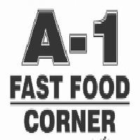A1 Fast Food Corner Logo