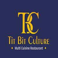 Tit Bit Culture Multi Cuisine Restaurant Logo