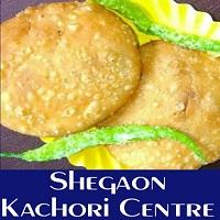 Shegaon Kachori Centre Logo