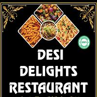 Desi Delight Restaurant Logo