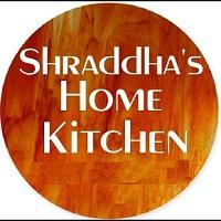 Shraddha's Home Kitchen Logo