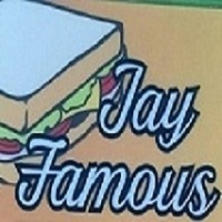 Jay Famous Food Logo