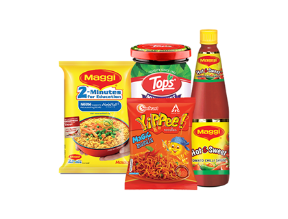 Instance Food & Sauces