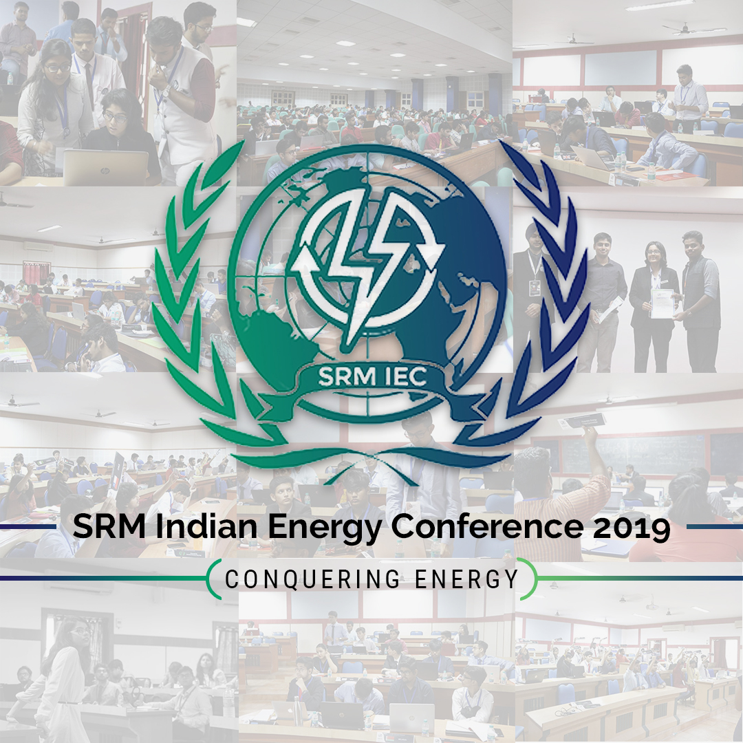SRM Indian Energy Conference 2019
