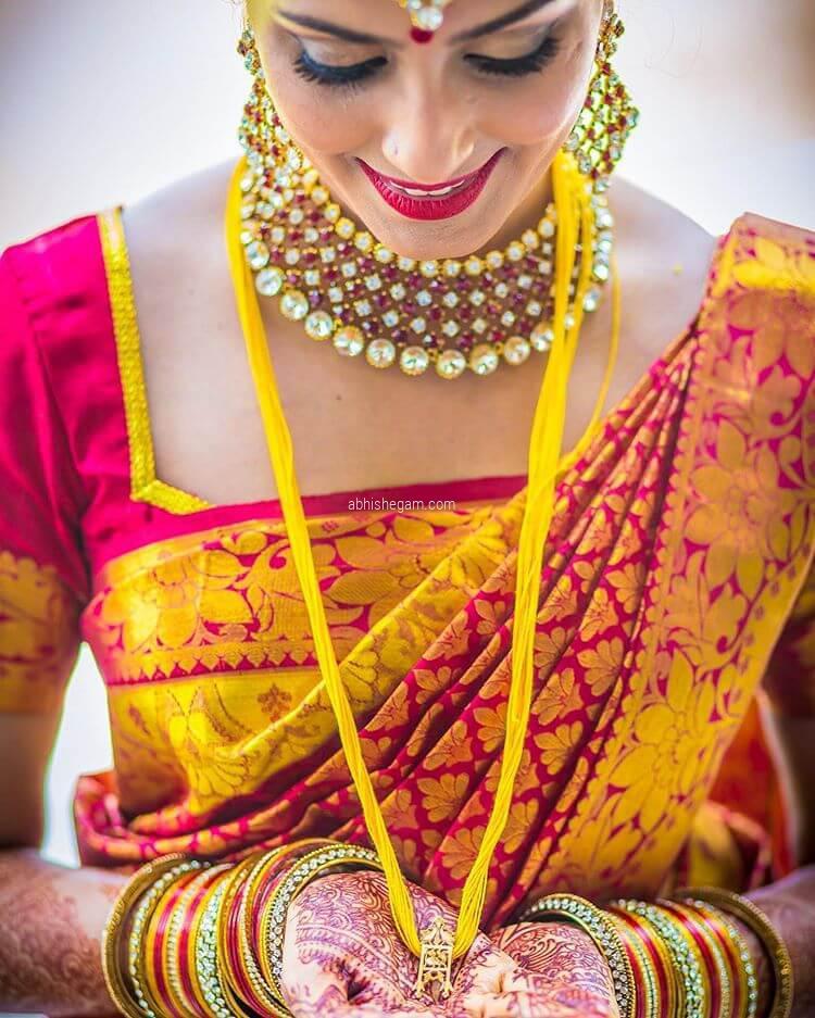 thaali-manjal