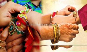 snake raksha bandan pihar person