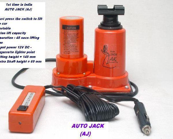 Electric Car Jack 2 Ton 12 V Dc Spare Parts Surat 7151134