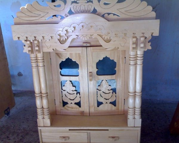 Wooden Temple, Wooden Temple For Home, Decoratives & Furnishings ...
