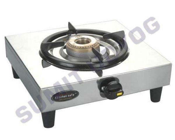 Single Burner Gas Stove LPG Gas Stove Kitchen Appliances Delhi