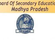 MP Open Board Results Of 10th And 12th Class 2017