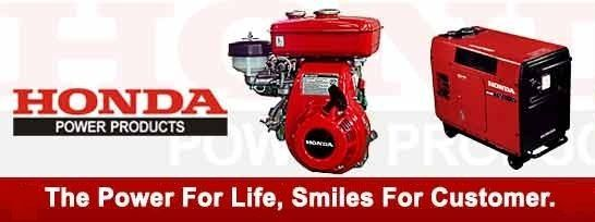 Negotiable Contact For Price List Of Honda Gensets By Siel Power Products Limited