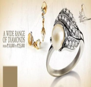 Tanishq fer Rings Design In Pure 22 Carat Gold Jewelry Lucknow
