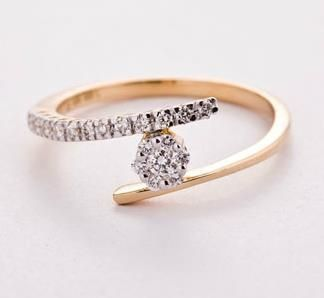 Tanishq diamond rings with best prices jewelry delhi 128156328 for New top jewelry nyc prices