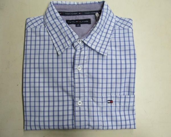 Wholesale Of Branded Shirts Like Tommy Anf Wrangler Men