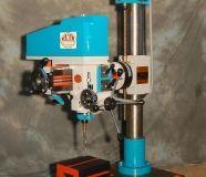 radial drill machine, power press