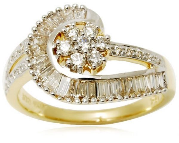 Get Details For Tanishq Diamond Gold And Silver Rings Including