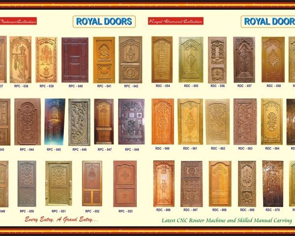 Elegant Negotiable TEAK WOOD DOORS OFFER AT DEALER PRICE IN CHENNAI STARTS FROM RS  9500 By Vijay