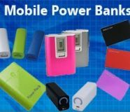 Portable Power Bank Charger for Mobile, Smart Phone,...