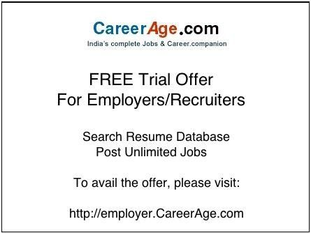 CareerAge.com: Free Job Posting And Resume Search Books Noida 132299203