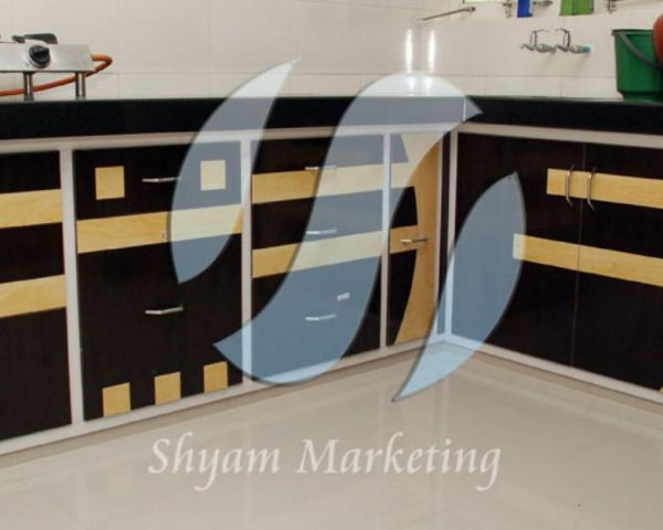 Negotiable Pvc Kitchen, Wadrobe, Ceiling, Tv Cabinet, Door Fully Guaranteed  Kaka Pvc Profile By Shyam Marketing