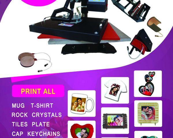 Negotiable Photo Mug Printing Machines By Manoj