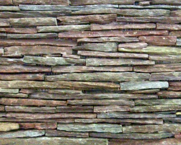 Designer interior and exterior natural wall cladding for Exterior wall construction materials