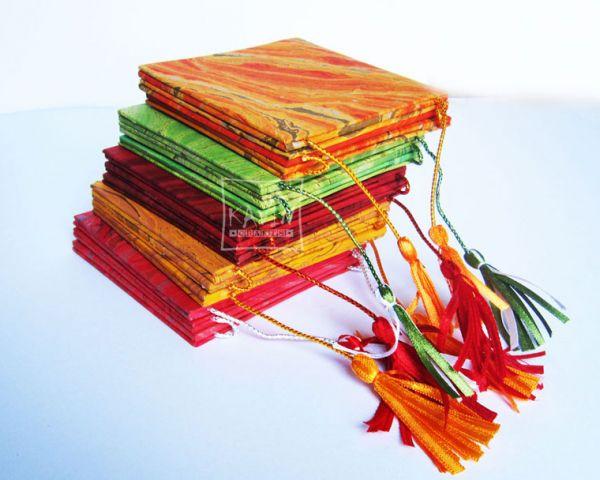 Handmade Paper Hanging Mini Photo Frames Decoratives Furnishings