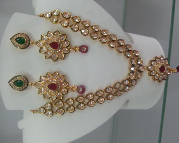 Shravya Imitation And Designer Jewellery Jewelry Vijayawada 133589665