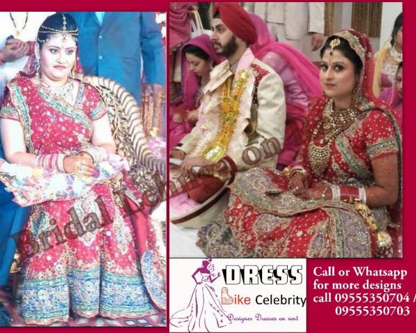 Negotiable Wedding Lehnga Available On Rent At Just Rs 10000 In Delhi Shabhyasachi Design By Preetika Gupta