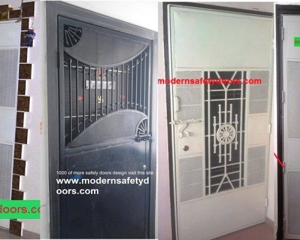 Safety Door Designs For Home India – Home Review Co