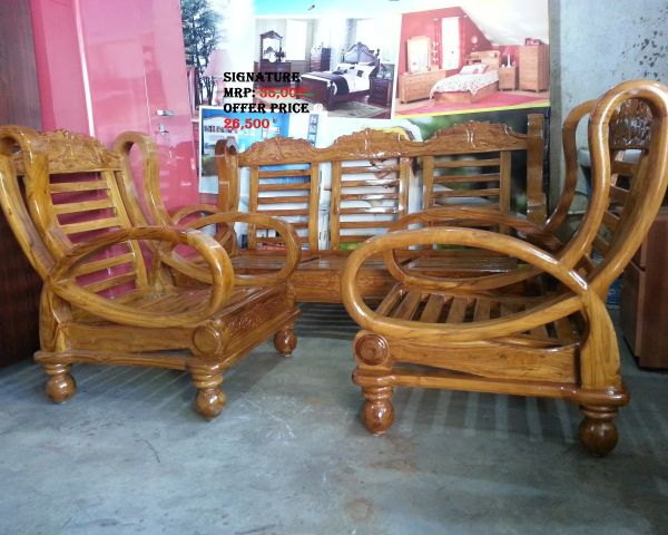 Teak Wood Furniture Manufacturers Bangalore