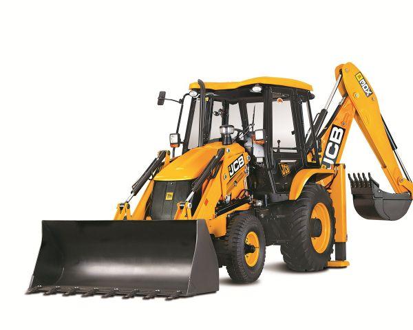 JCB 3DX XTRA Construction Machine Mathura 135460312