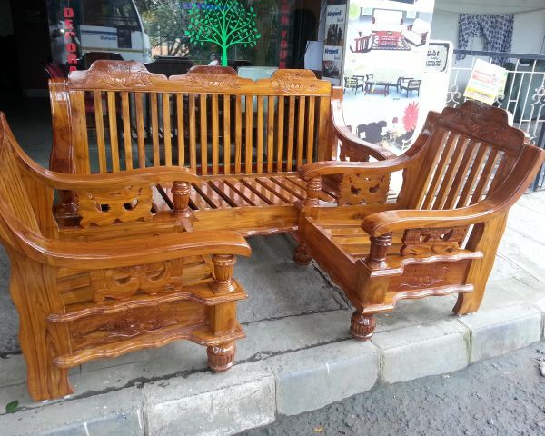 Manufacturers Of Teakwood Sofas Direct From Factory To Home Furniture Bangalore 135551840