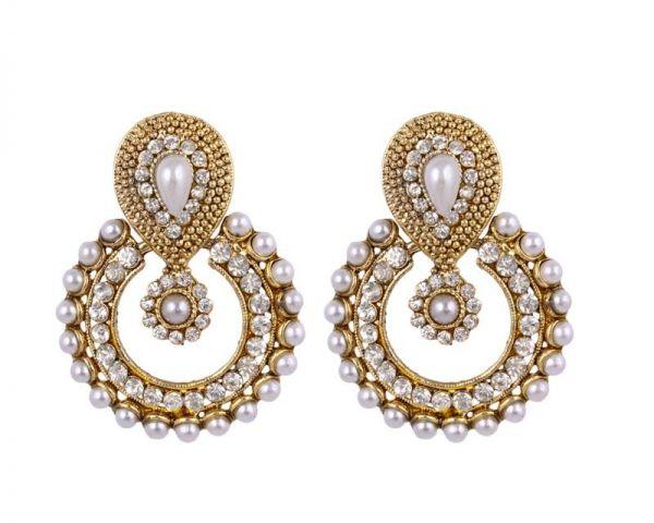 Buy Latest Fancy Design Selling Online Earrings For Girls