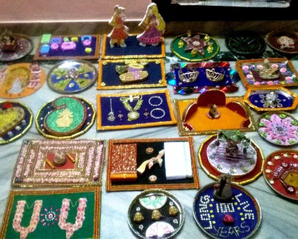 Wedding Aarathi & Seervarisai Plates For Rent Decoratives ...