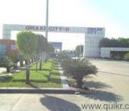 200 Sqyd residential plot in omaxe city