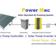 Solar Water Pump Systems for Agricultural USE...