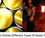 Special Form That Utilizes Different Types of Steels...