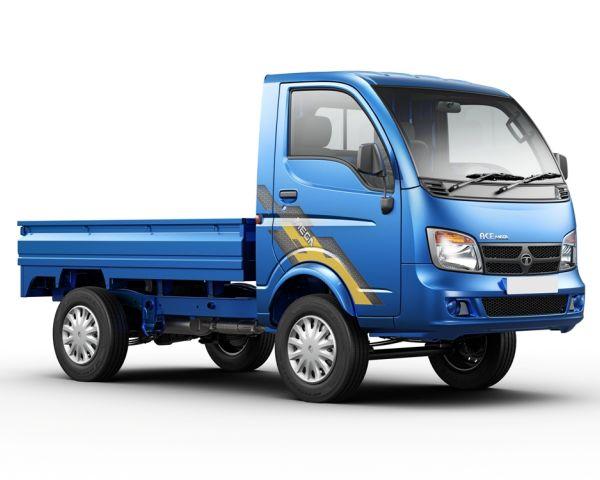 Tata ace chota hathi mega bus truck commercial for Via motors truck price