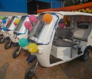 Government approved Electric Rickshaw in bengal