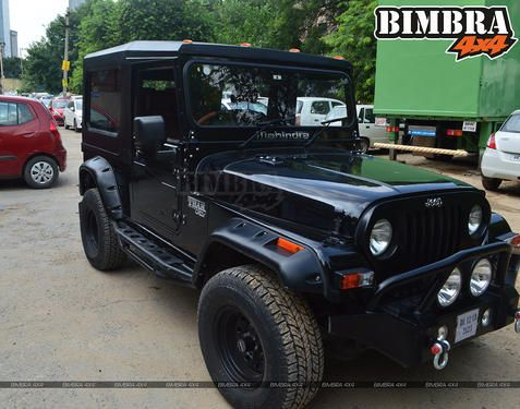 Bimbra4x4 Hardtops And Accessories For Your 4x4 Spare