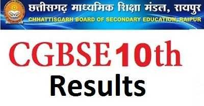 10th Class Cg Open Board Result MARCH-APRIL-2018 - Exams