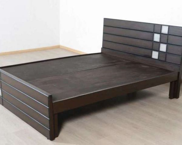 Royal Model Wood Cot New From Furniture Manufacturer Chennai