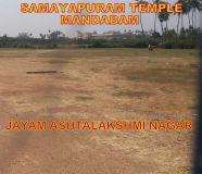 RESIDENTIAL PLOTS FOR SALES IN SAMAYAPURAM
