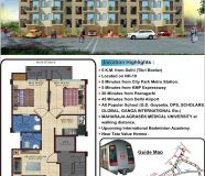 FRESH BOOKING OF 2BHK IN HL CITY SECTOR 37...