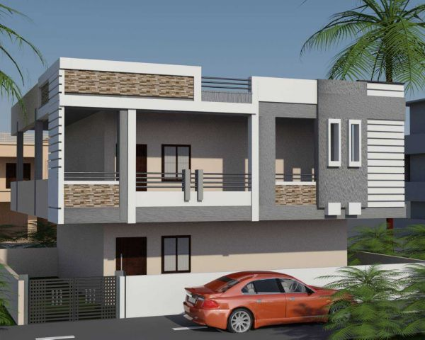 House Front Elevation Designs In Hyderabad : Home elevation designs in hyderabad homemade ftempo