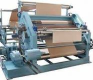 Corrugated Box Making machinery