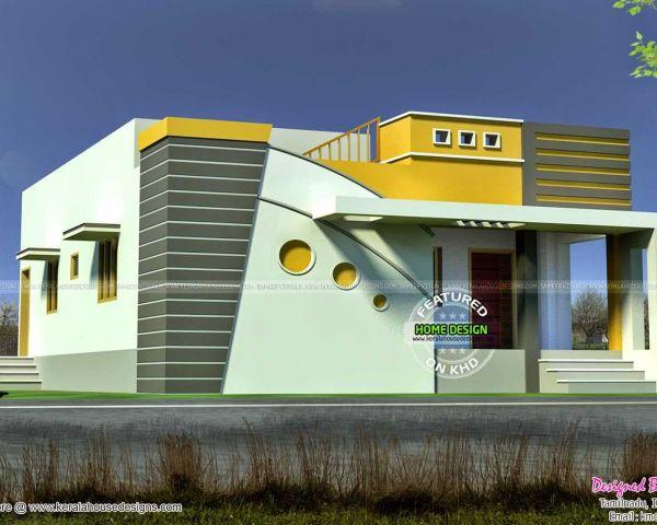 Kolathur Everwin School Near 600 Sqft Independent House For
