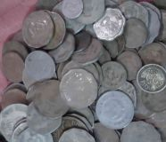 Indian old coins collection