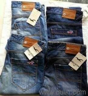 NEW branded surplus jeans & trouser for wholesale
